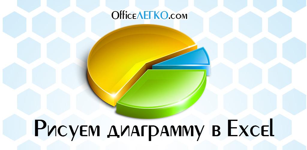 Создать диаграмму Excel